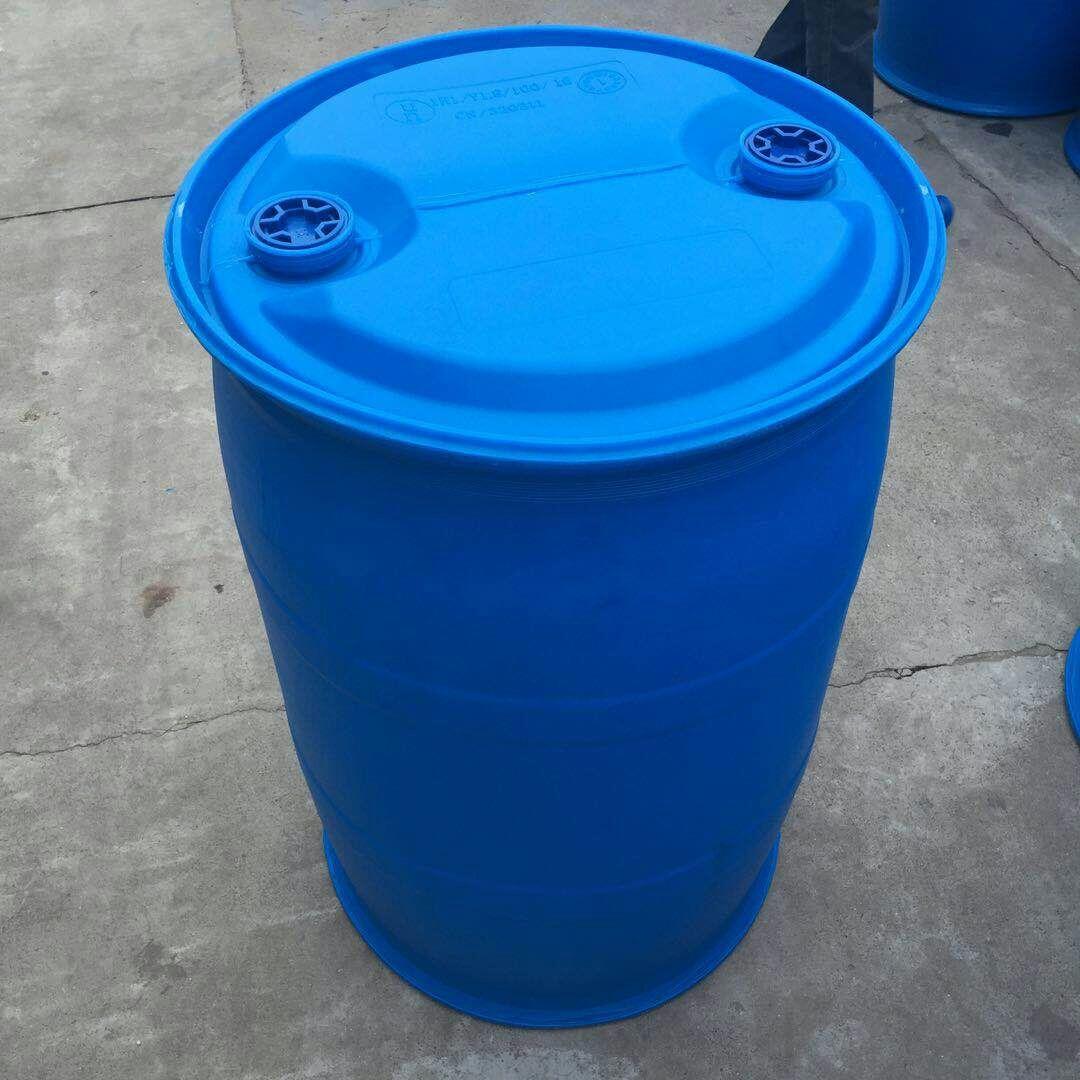江苏出色的200L高面双环蓝色化工塑料包装桶厂家——200L高面双环蓝色化工塑料包装桶价格