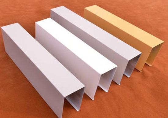 供应潍坊优惠的潍坊铝板——木纹铝方通幕墙铝方通铝方通吊顶