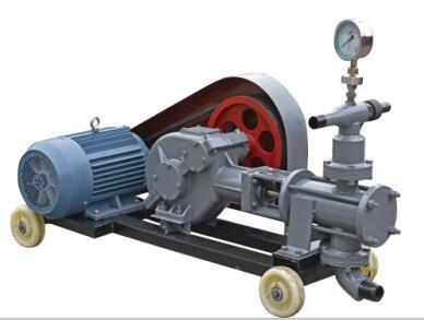 焦作宇洲机械提供实用的LSB型螺杆砂浆注浆泵|气动注浆泵厂家