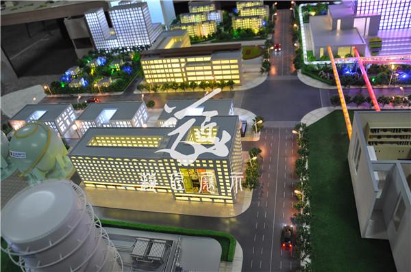 衡水工业沙盘模型设计_北京市工业沙盘模型制作公司
