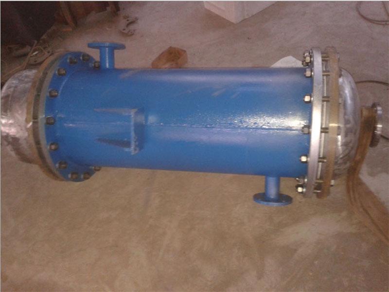 泰州规模大的不锈钢立管冷凝器厂家,批发冷凝器