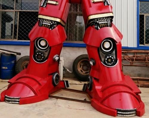 供应5米反浩克铁艺金属模型-为您推荐质量硬的5米反浩克铁艺金属模型