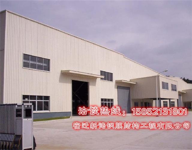 买好用的钢结构厂房优选宿迁新诺钢膜|钢结构厂房价格