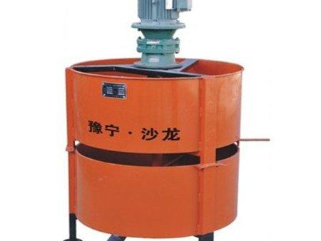 搅拌机配件生产厂家,焦作超好用的HJB型双桶搅拌机出售