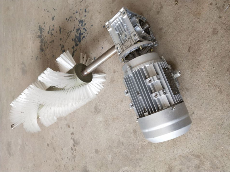 毛刷輥清掃器供應廠家-安徽知名的清掃器供應商是哪家
