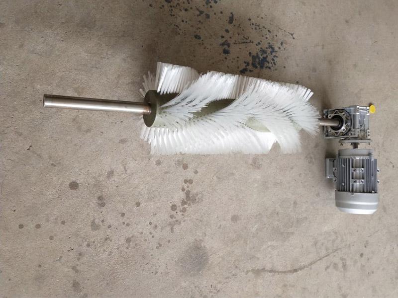 毛刷辊清扫器-金制刷?#30331;?#25195;器制作商