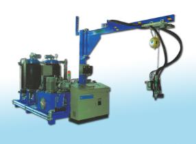 胜昔机械供应信息:聚氨酯高压发泡机,高压发泡机