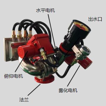 防爆型自动消防炮专业生产,新式的防爆型自动消防炮厦门赛复