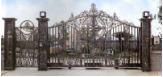 长沙专业的铁艺大门批售|质量好的铁艺大门