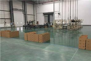 施工效果專業的地坪-防塵地坪施工