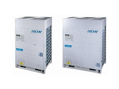 陇南美的中央空调工程-质量好的甘肃中央空调