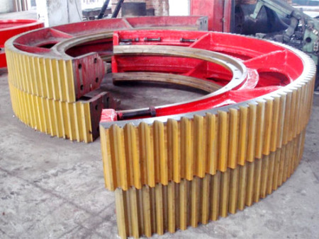 山东大型齿轮厂家直供|想买好用的大型齿轮,就来诚威铸钢