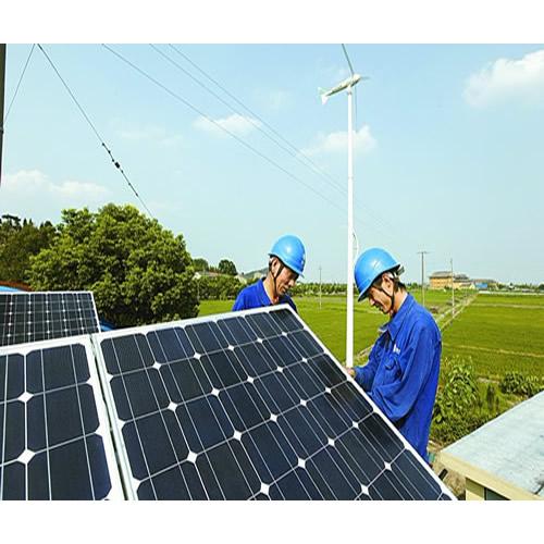 拉萨太阳能发电系统 购买销量好的太阳能发电系统优选兰州晶华威能源