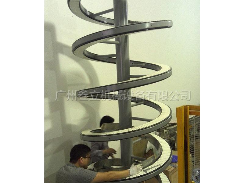 廣東螺旋提升機-口碑好的螺旋提升機當選廣州叁立機械設備