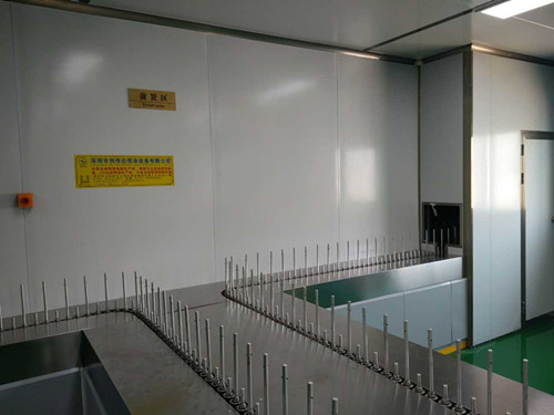 全自动涂装流水线设备 想买好用的喷涂设备,就来深圳创伟达喷涂设备公司