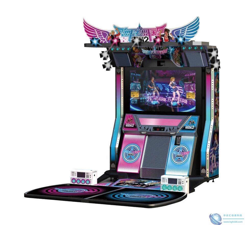 广州模拟游戏机-靠谱的舞法舞天跳舞机供应商