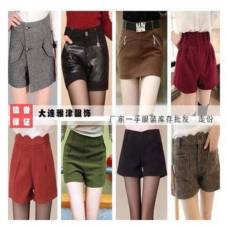 销量领先的牛仔裤哪里有供应,优质的韩版外贸女款牛仔裤休闲裤下身裙短裤清仓