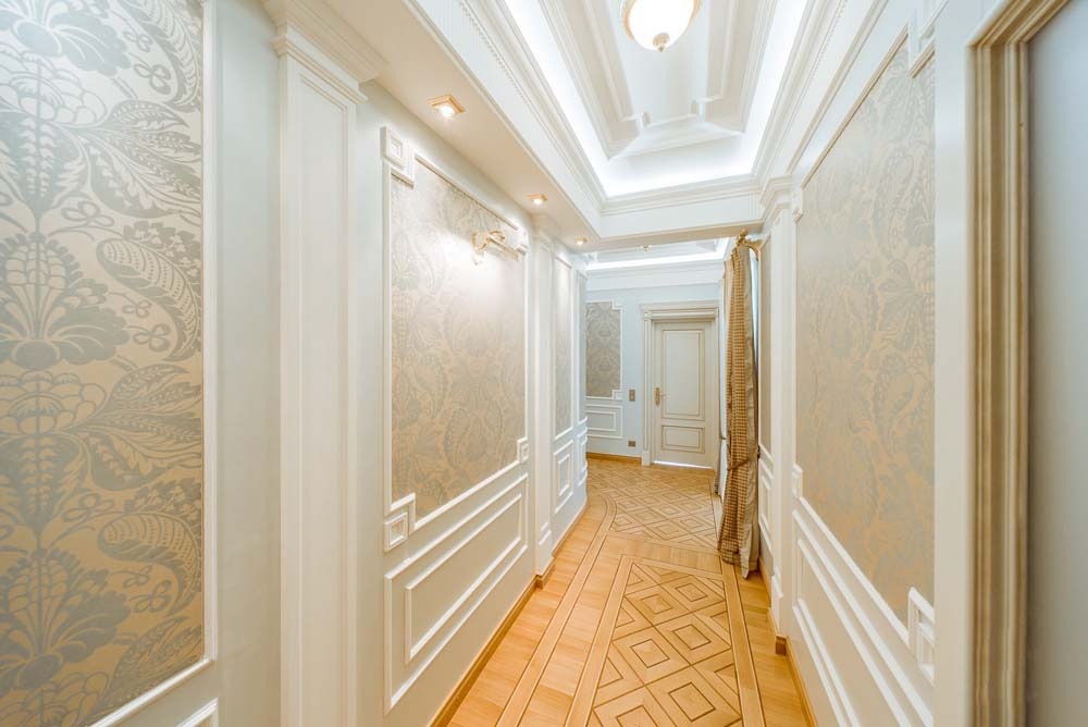 原木护墙板厂家推荐 优质的护墙板