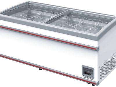 質量好的鄭州定制海鮮柜在哪買_超低溫冰箱