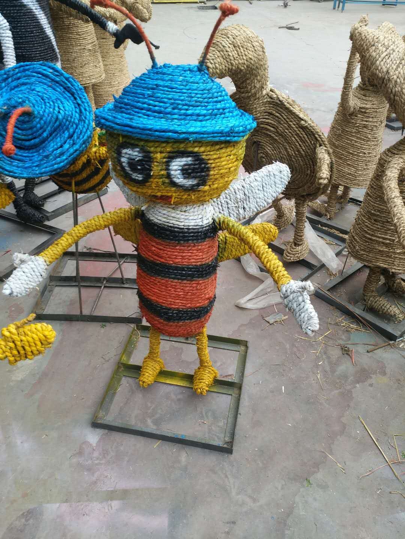 杭州稻草工艺|江苏哪里有供应具有口碑的稻草工艺品