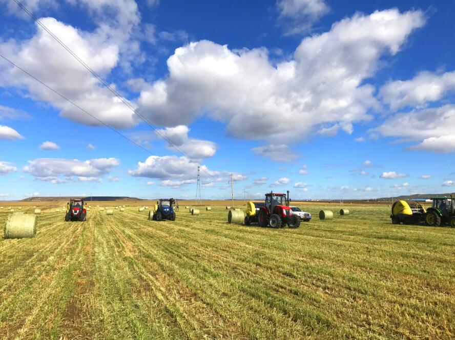 打捆机|捆草机【呼伦贝尔市蒙力农牧业机械制造有限公司】