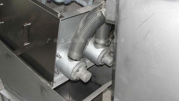 优良的广西小型MBR污水处理达标设备在哪可以买到-养殖牧场污泥脱水机处理量大不堵塞