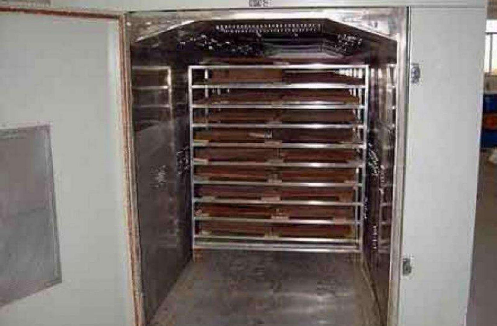 河南汽車噴烤漆房-天津豪潤森藍環保微波干燥設備廠家供應