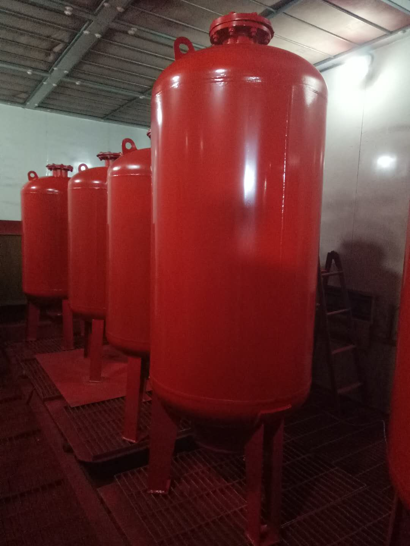 专业的隔膜式气压罐厂家推荐 选择隔膜式气压罐