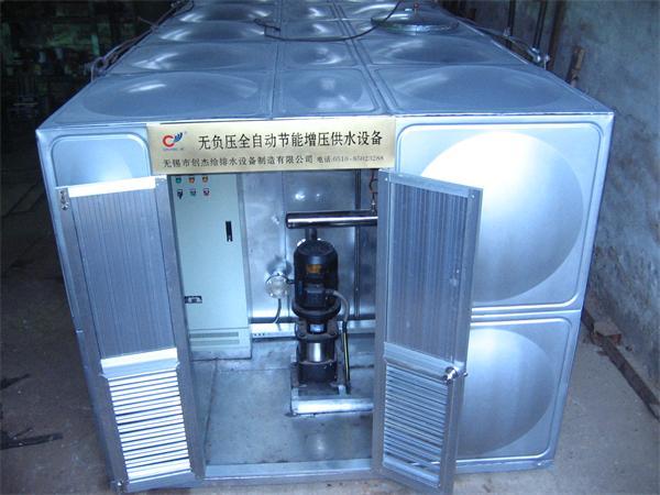 南京箱式无负压供水设备|无锡创杰——专业的无负压供水设备提供商