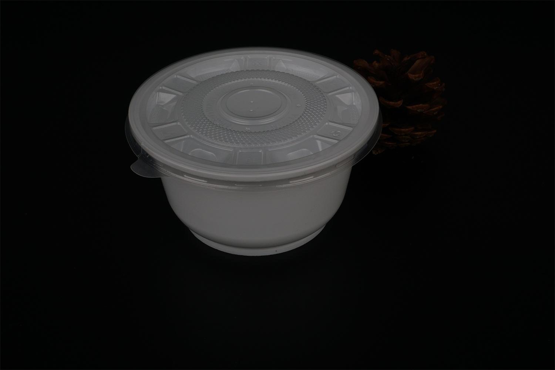 MS999白色打包碗飞霞一次性餐具专业供应——实惠的打包盒
