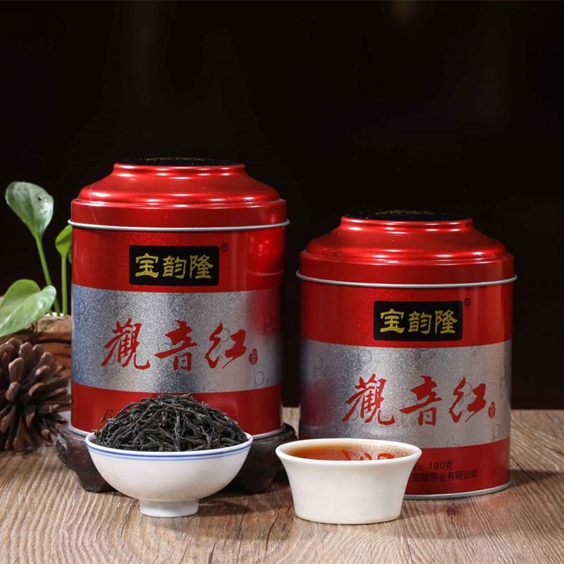观音红茶叶礼盒装价格 优良观音红茶叶礼盒装推荐