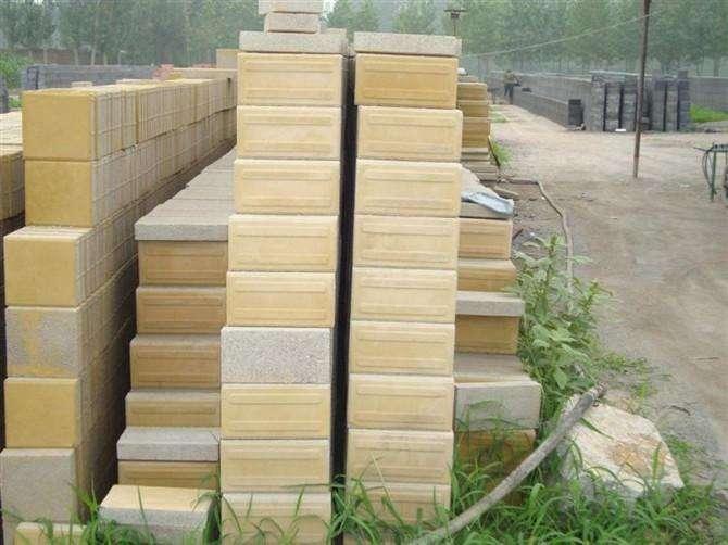 柳州人行道盲道砖_供应材质好的广西盲道砖