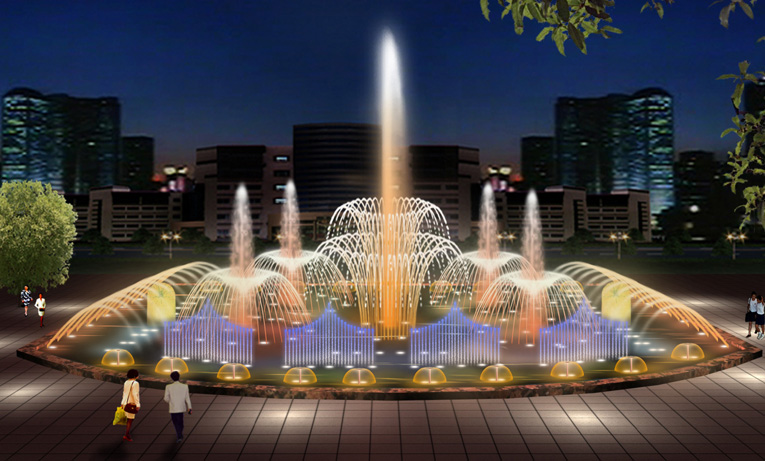 推荐-兰州喷泉|甘肃喷泉设计|甘肃音乐喷泉|兰州灯光喷泉设计