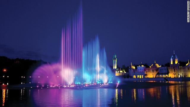 推荐-兰州喷泉设计工程|甘肃广场喷泉设计|兰州假山喷泉工程