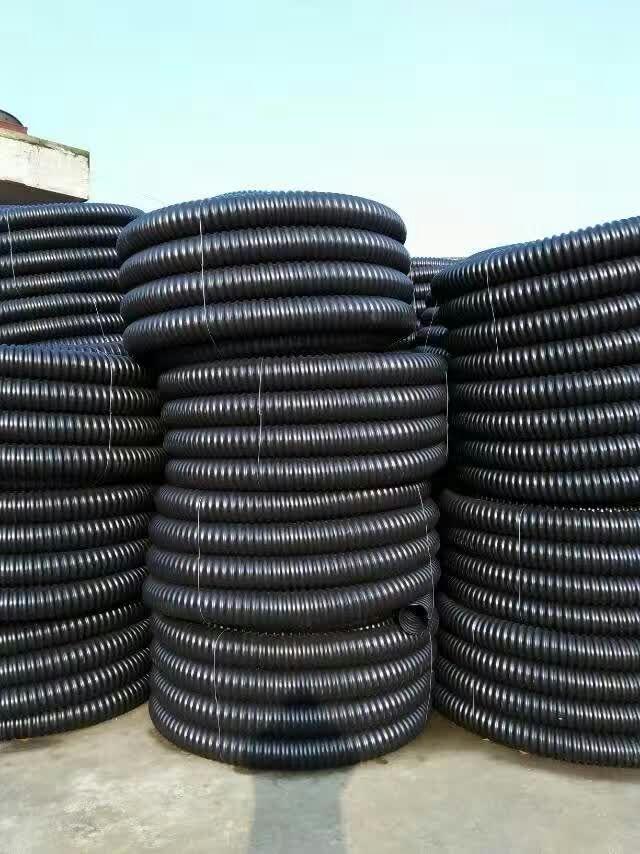 碳素螺旋波纹电力电缆护套管