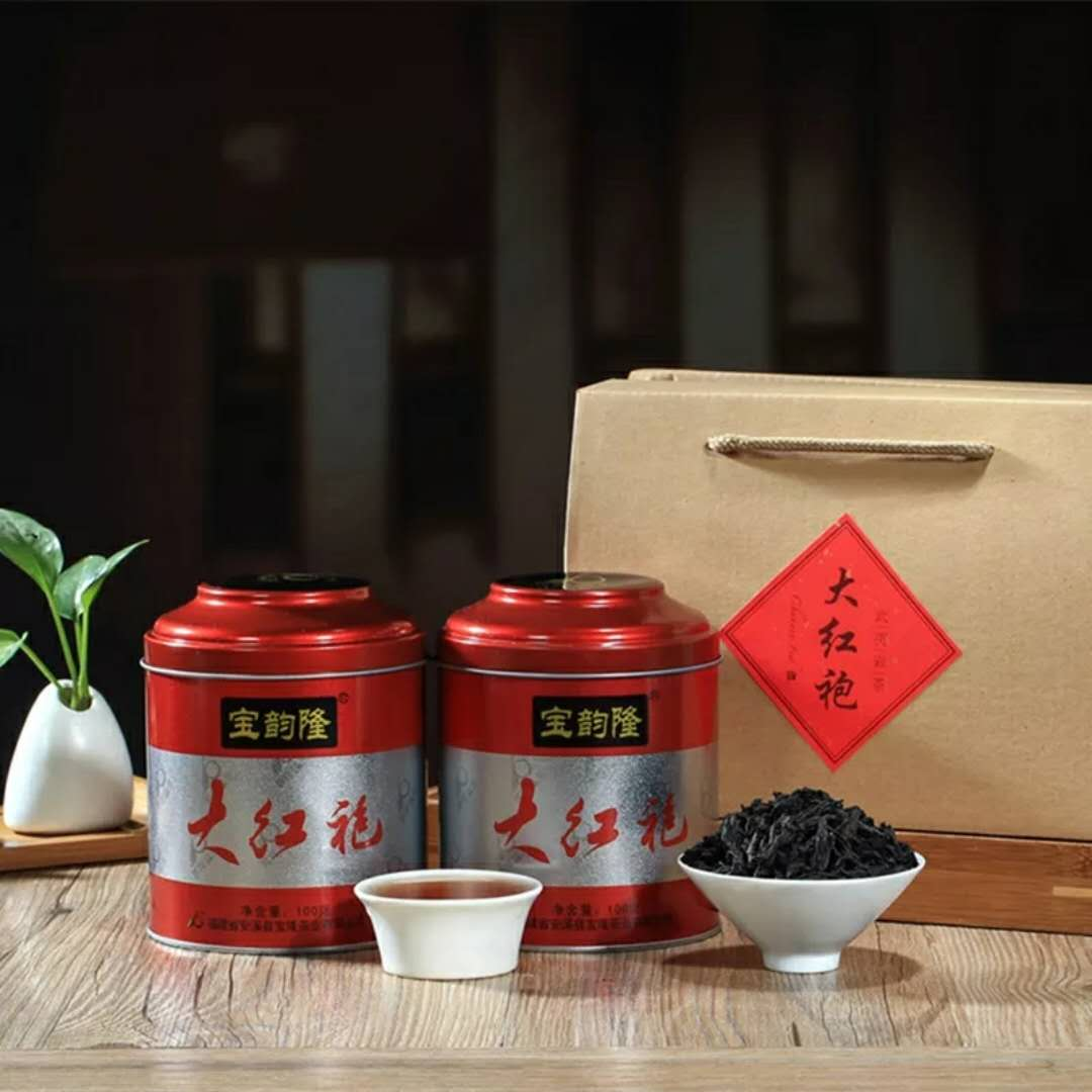 價格實惠的茶葉-泉州哪里有實惠的大紅袍兩罐裝供應