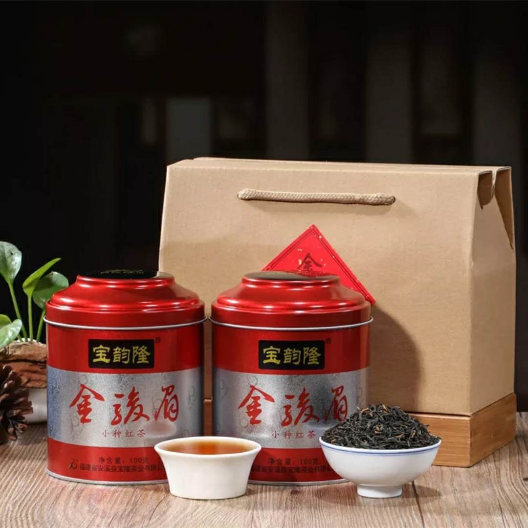 茶叶礼盒装供应_泉州品质好的金骏眉红茶礼盒装批发