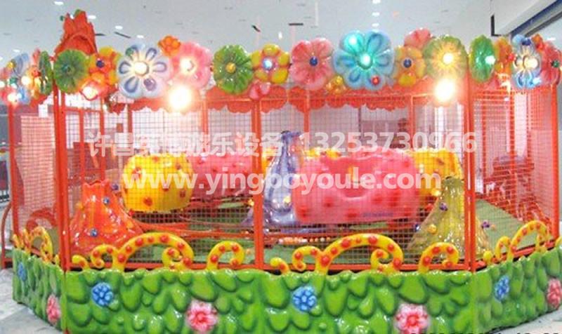 供应河南划算的喷球车游乐设备-河南新型喷球车厂家