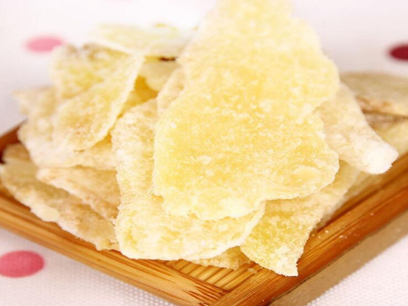糖姜片供应商推荐——姜片批发厂家价格