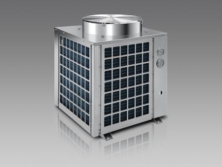 甘肃空气源热水-权威的空气能工程天仁节能