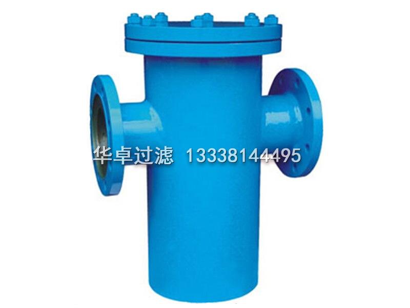 焊接Y型過濾器_揚州華卓過濾設備_專業的過濾器提供商