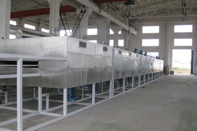 格力德干燥DW系列带式干燥机怎么样——话梅带式干燥机