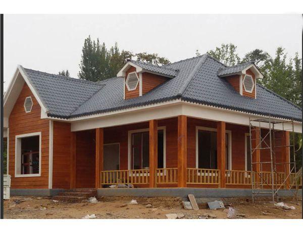 被动式别墅-安装快捷的轻钢别墅推荐