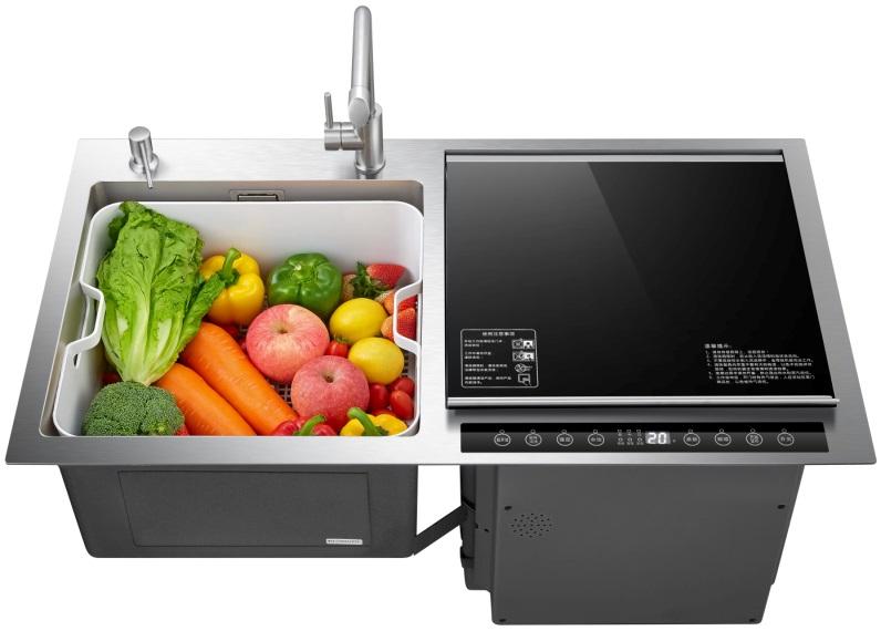 深圳哪里有提供水槽洗碗机厂家,超声波洗碗机价格
