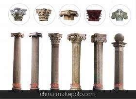 罗马柱加工厂家,太原哪有供应口碑好的圆柱罗马柱