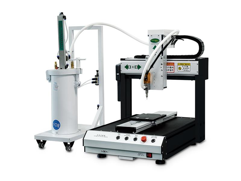 新新睿自动化供应上等自动点胶机,实用的自动点胶机