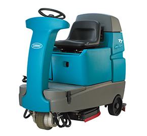 西安洗地机选瑞海清洁_价格优惠|手推式工业洗地机