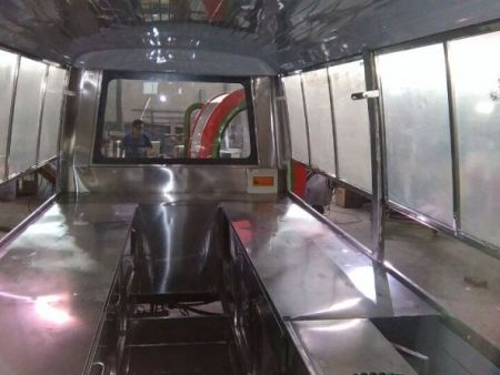 朝阳电动餐车-辽宁耐用的电动餐车