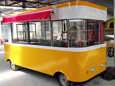 电动餐车厂家_辽宁优惠的电动餐车哪里有供应