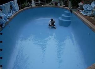 放心可靠的游泳池防水就在豪晴防水防腐,游泳池防水价格